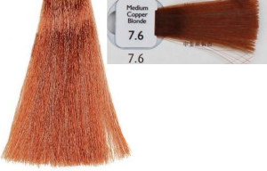7.6 Natulique Medium Copper Blonde