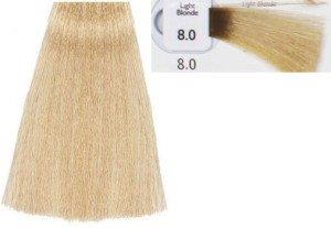 8.0 Natulique Light Blonde