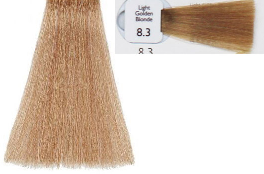 8 3 Natulique Light Golden Blonde Hair Colar And Cut Style