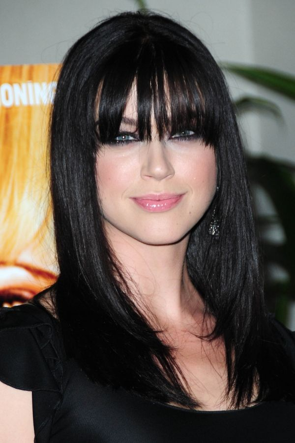 Adrianne Palicki Hair Color Hair Colar And Cut Style