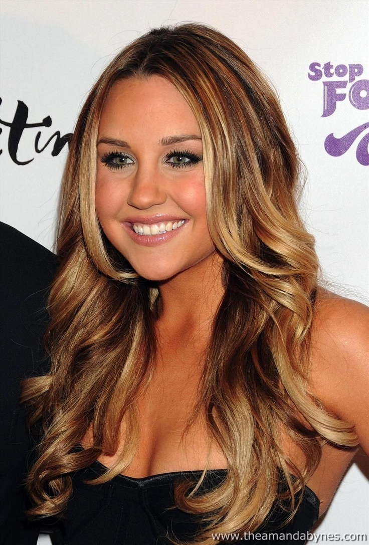 Amanda Bynes Hair Color - Hair Colar And Cut Style