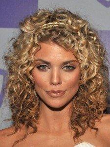 AnnaLynne McCord Hair Color