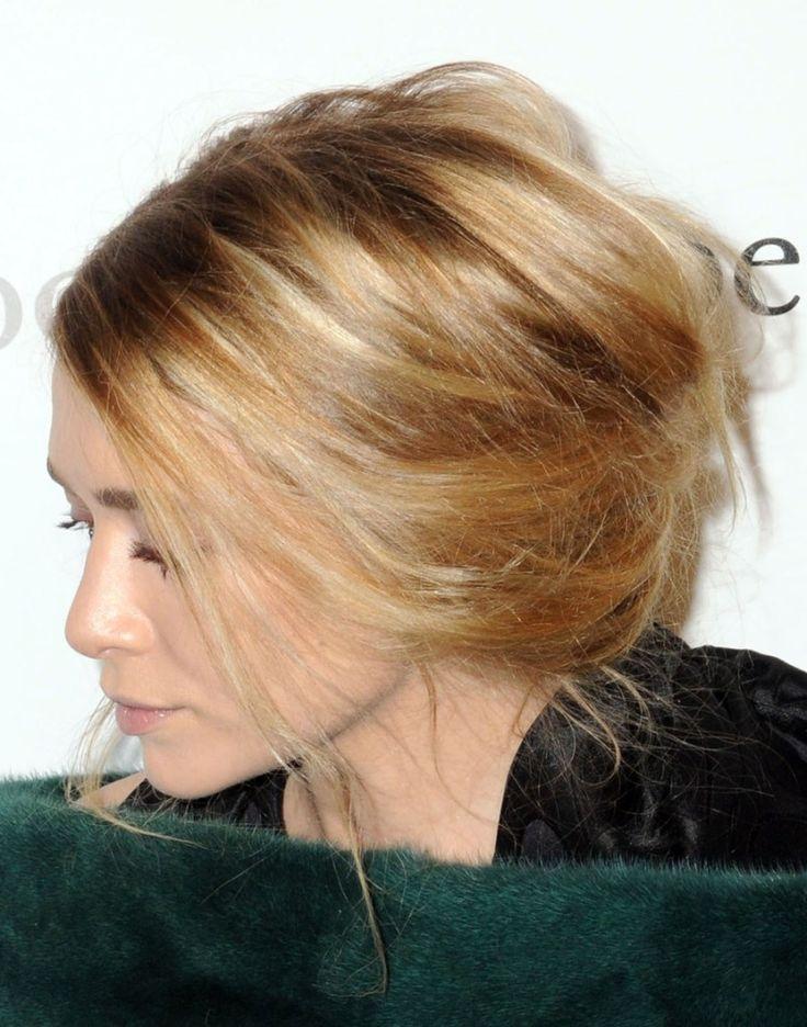 Ashley Olsen Hair Color Hair Colar And Cut Style
