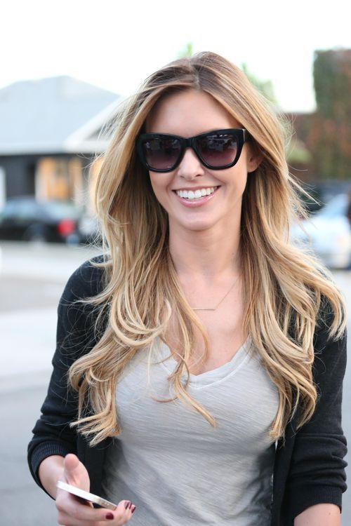 Audrina Patridge Hair Color Hair Colar And Cut Style