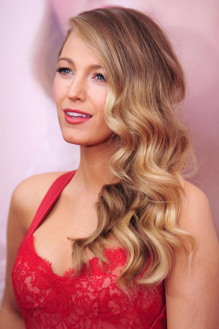 Blake Lively Hair Color Hair Colar And Cut Style