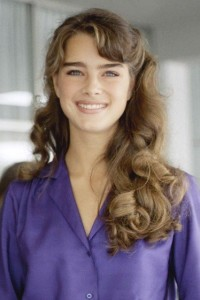 Brooke Shields Hair Color
