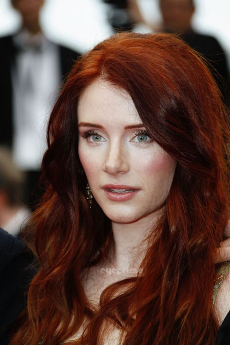 Bryce Dallas Howard Hair Color Hair Colar And Cut Style
