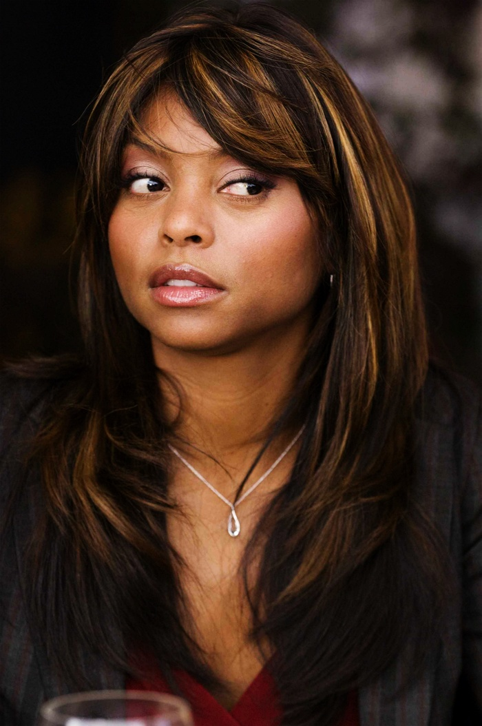 Taraji P Henson Hair Color Hair Colar And Cut Style