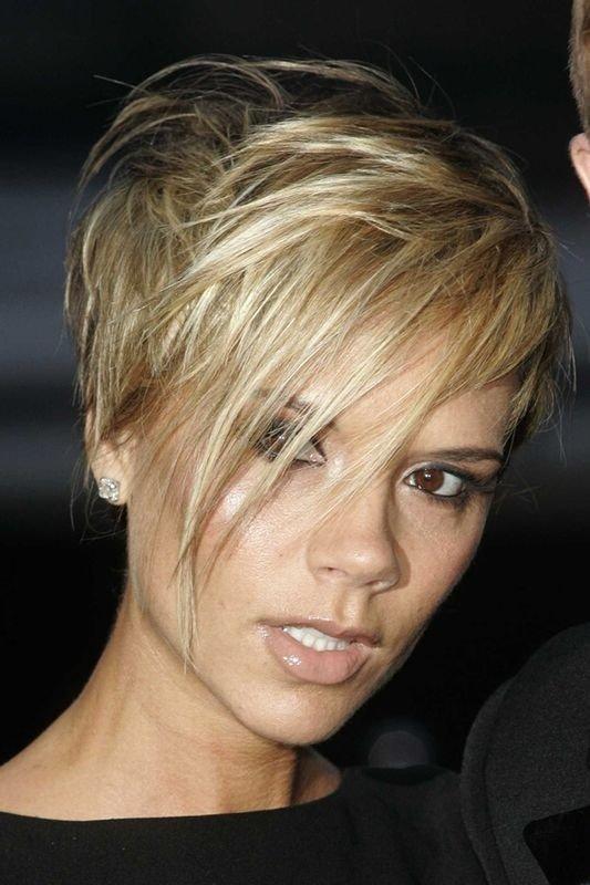Victoria Beckham Hair Color Hair Colar And Cut Style