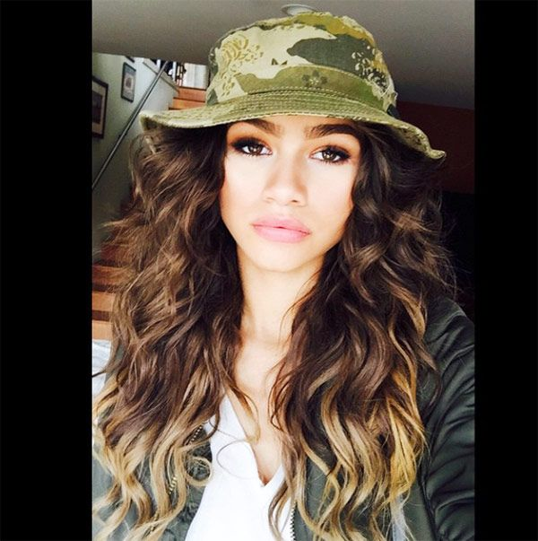 zendaya hair color hair colar and cut style