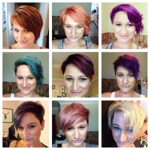 Which hair color?