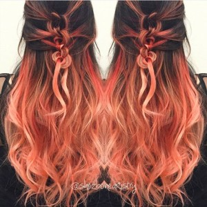 2015 Ombre Hair