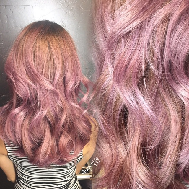 how to professionally use ombre loreal hairdye