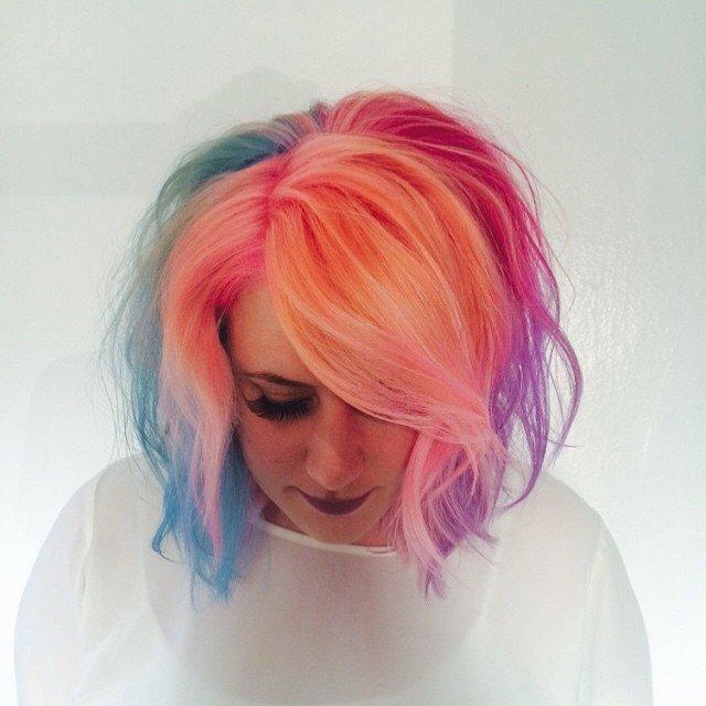 peach-ombre