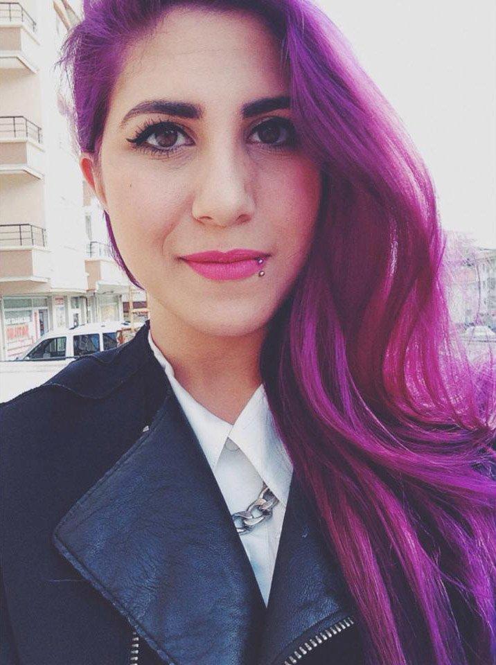 manic panic purple haze hair colar and cut style