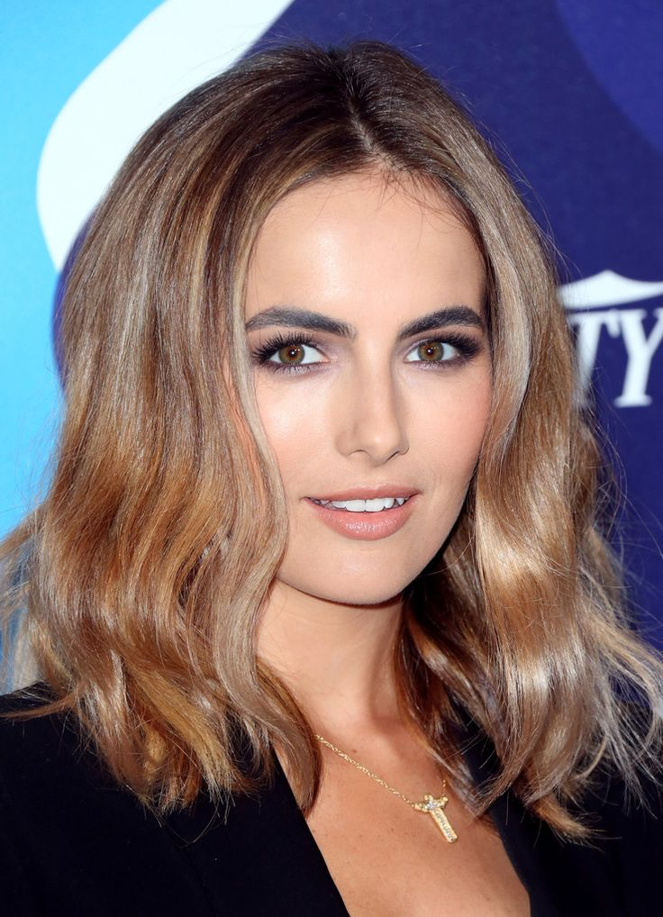 Camilla Belle Hair Color Hair Colar And Cut Style