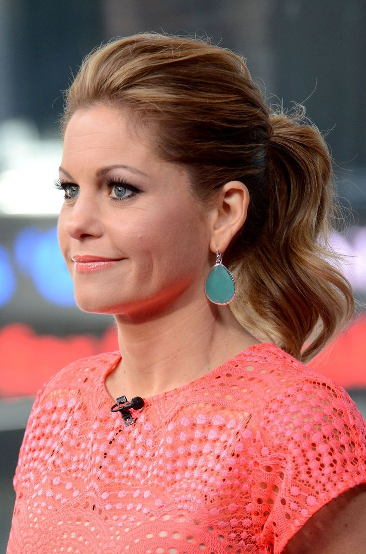 Candace Cameron Bure Hair Color Hair Colar And Cut Style