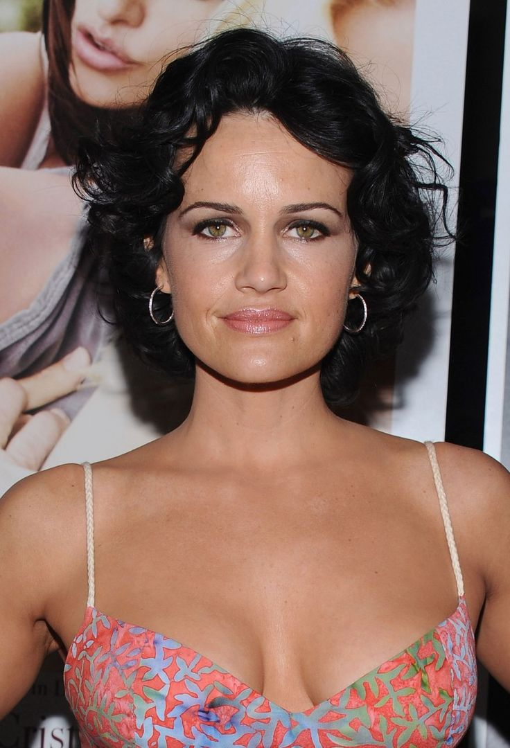 Carla Gugino Hair Color - Hair Colar And Cut Style