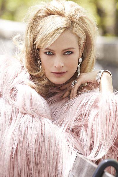 Carolyn Murphy Hair Color Hair Colar And Cut Style