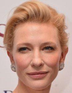 Cate Blanchett Hair Color