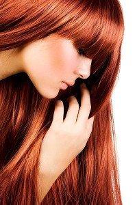 Cinnamon Copper hair color