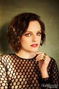 Elisabeth Moss Hair Color