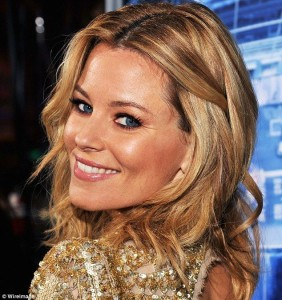 Elizabeth Banks Hair Color
