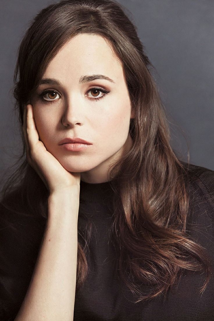 Ellen Page Hair Color - Hair Colar And Cut Style Ellen Page