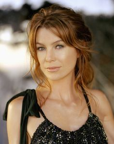 Ellen Pompeo Hair Color