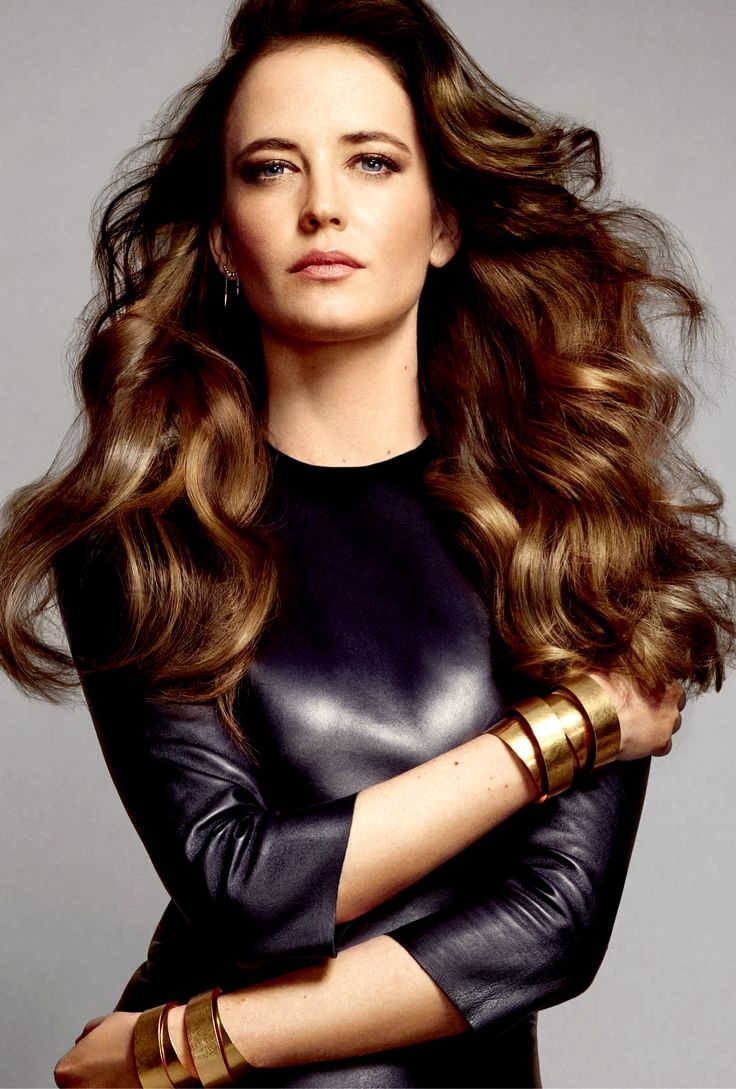 Eva Green Hair Color - Hair Colar And Cut Style Eva Green
