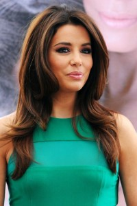 Eva Longoria Parker Hair Color