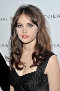Felicity Jones Hair Color