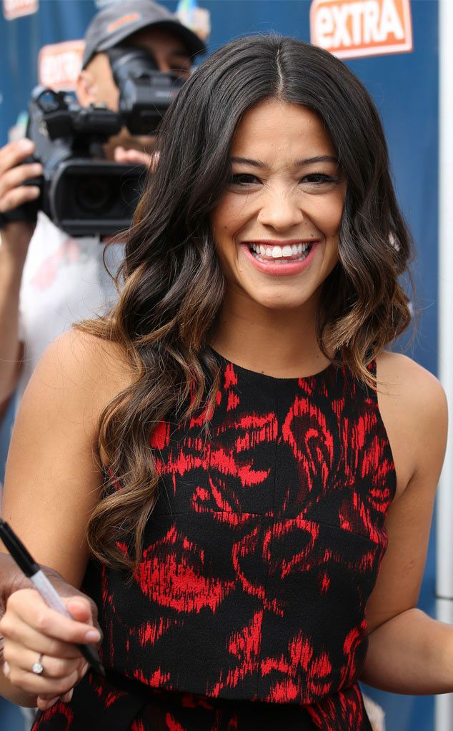 Gina Rodriguez Hair Color - Hair Colar And Cut Style