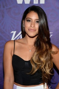 Gina Rodriguez Hair Color