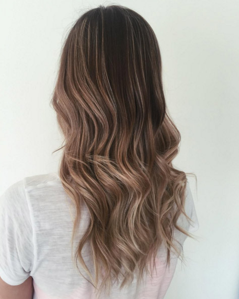 Fall Winter 2015 2016 Hair Colors Hair Colar And Cut Style