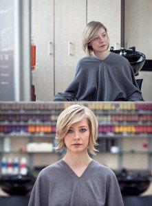 Medium ash blonde hairstyles DIY