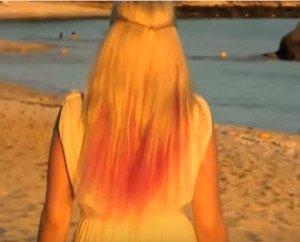 Blonde Pink Ombre Formula