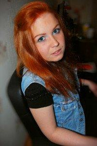 Copper Orange Hair Color Formula