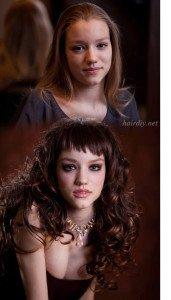 Before:Dark Blonde After: Brown DIY
