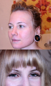 Ash Gold Blonde Hair Color DIY