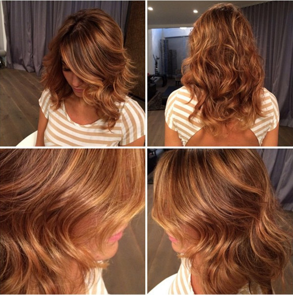 Caramel Highlight Hair Dye Formula Hair Colar And Cut Style