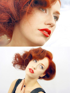 Amazing Red Hair Styles DIY