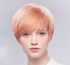 Strawberry Blonde wella illumina Formula