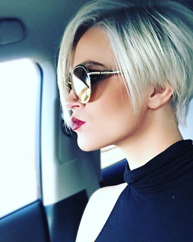 2018 Short Hair Styles Hair Colar And Cut Style