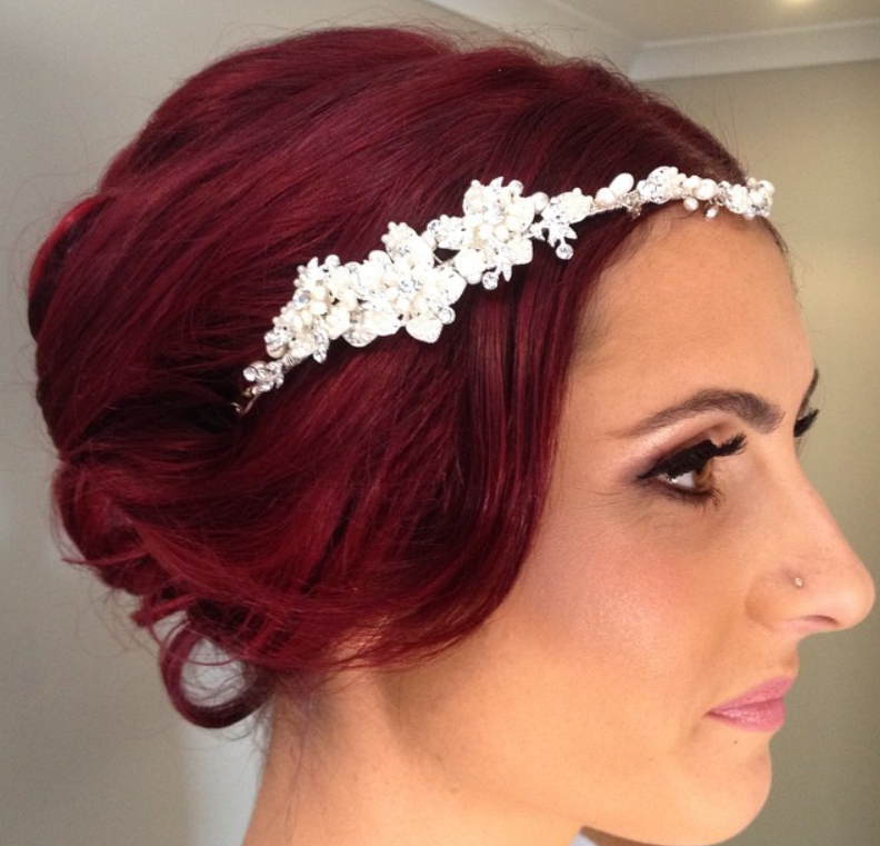 12 Wedding Hairstyles For Short Hair 2019 Greek Tiana Hair