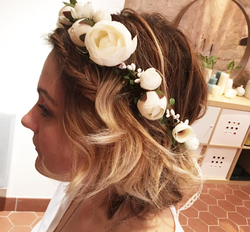 14 Wedding Hairstyles For Short Hair 2019 Fashions