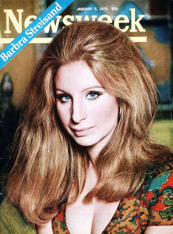 Barbra Streisand Hairstyles Hair Colar And Cut Style