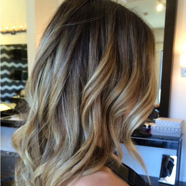 Ash Blonde Highlights Formula Hair Colar And Cut Style
